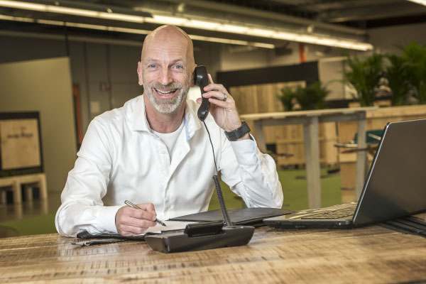 Acquisitie uitbesteden aan Dries Sales Support